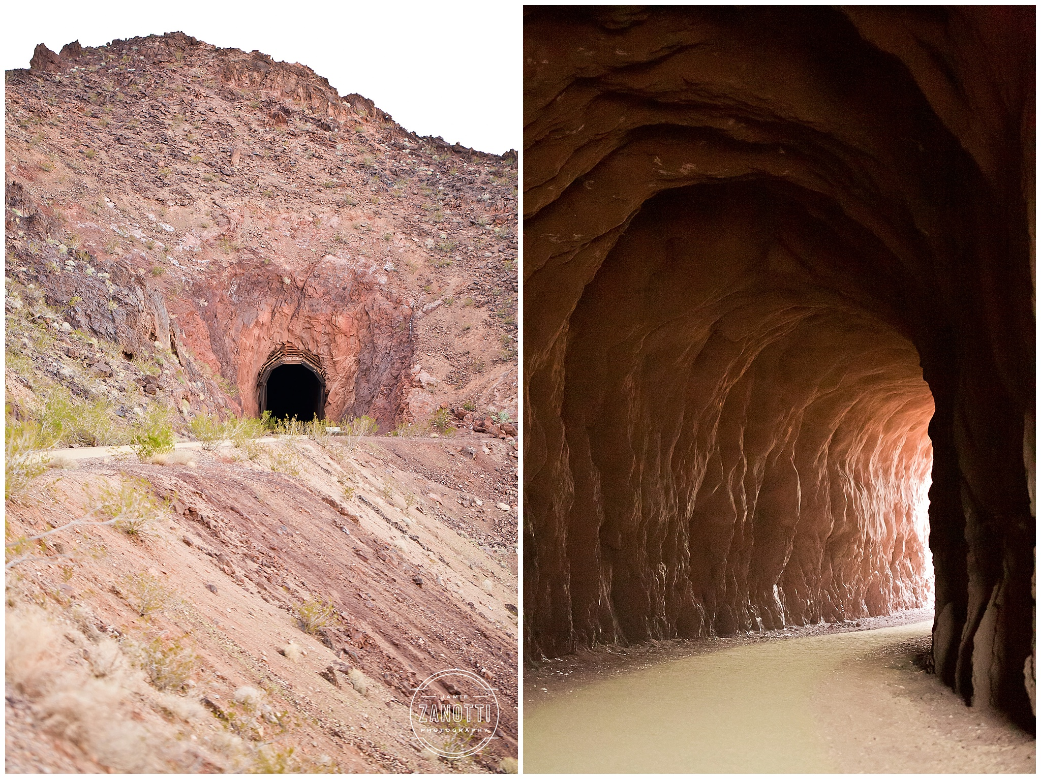 Historic Railroad Tunnels Trail along Lake Mead to Hoover Dam by Jamie Zanotti Photo 02